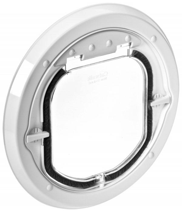 G-SDDW Glass Fitting Maxi Dual Glaze Pet Door White