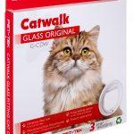 G-CDW Glass Fitting Original Cat Door White Box