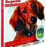 G-DDC glass fitting dog door box