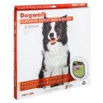 G-DDSLW Glass Fitting Dog Door Slimline White Box