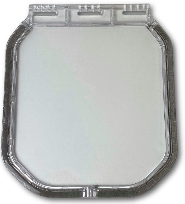 G-IDDRF Glass fitting Intermediate dog door replacement flap