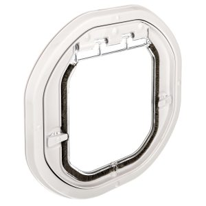 G-IDDW Glass fitting Intermediate Dual Glaze White