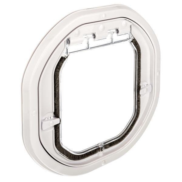 G-IDDW Glass fitting Intermediate Dual Glaze White