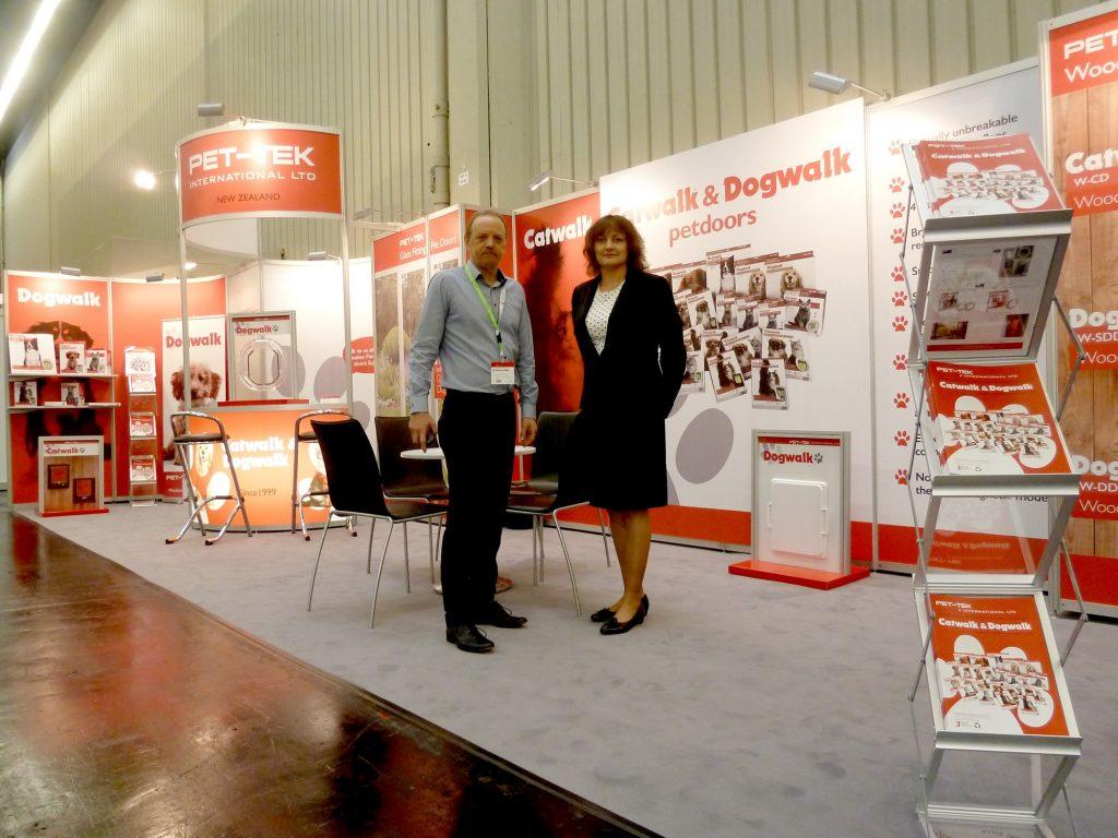 Pet-Tek Interzoo exhibitors