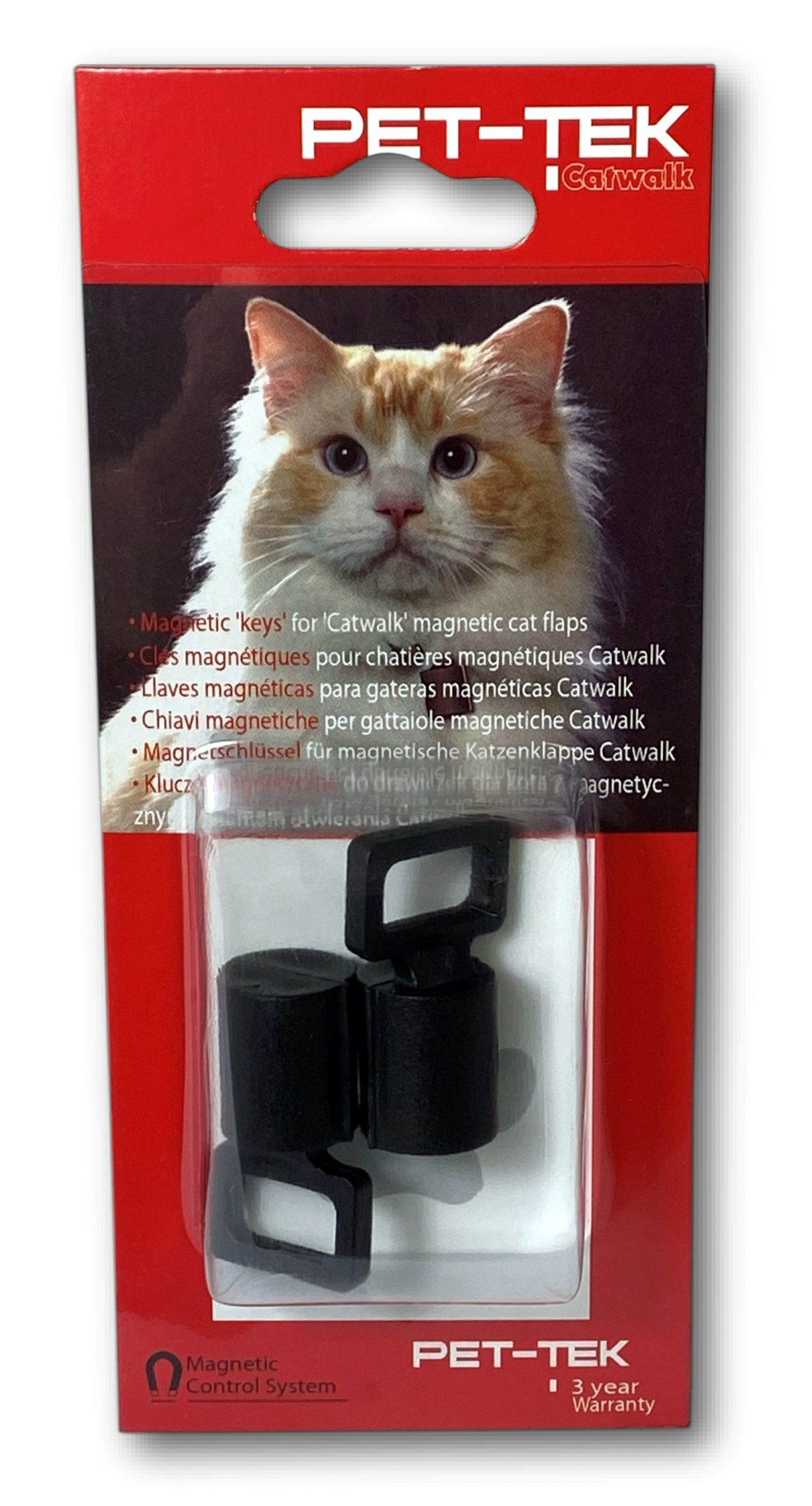 Collar Magnet Pair Packet